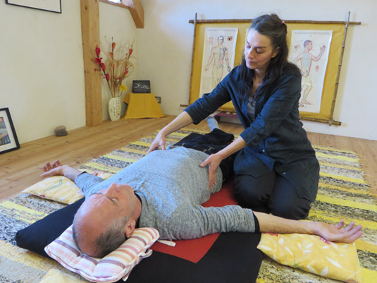 Shiatsu Gap hautes-Alpes