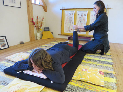 Shiatsu Enfants Adolescents Gap