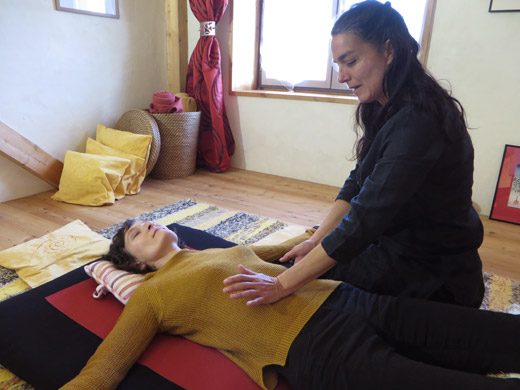 Shiatsu acuponcture Gap