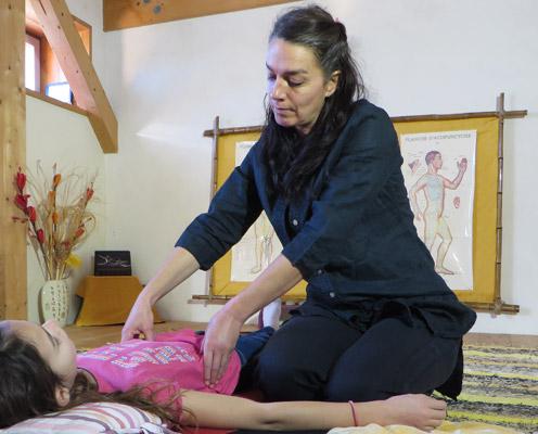 Sonia Hodoul Practicienne Shiatsu